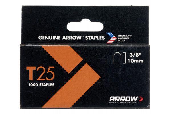 Arrow, T25 Staples