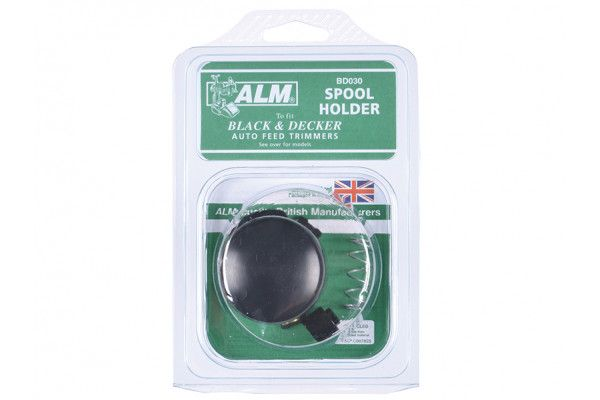ALM Manufacturing BD030 Spool Holder to Fit Black & Decker Trimmers A6062/A6057