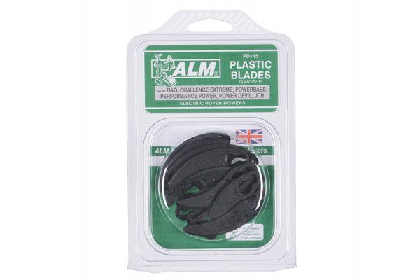 ALM Manufacturing PD115 Plastic Blades
