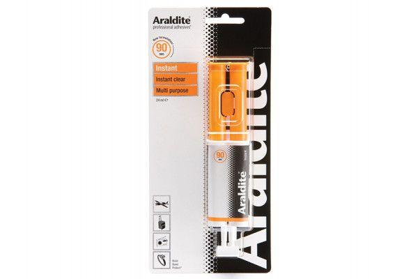Araldite® Instant Epoxy Syringe 24ml
