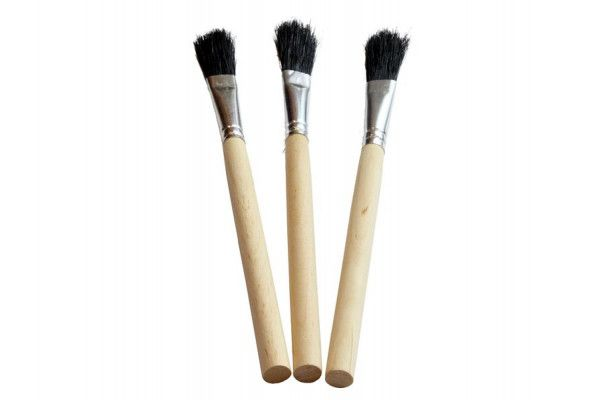 Arctic Hayes Flux Brushes Tub of 25
