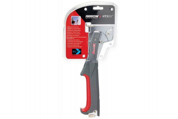 Arrow HTX50 Professional Heavy-Duty Hammer Tacker