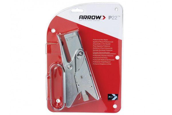 Arrow P22 Stapler Plier Type