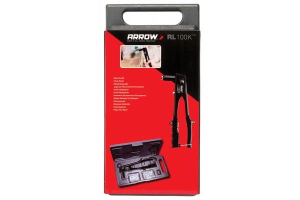 Arrow RL100K Rivet Tool Kit
