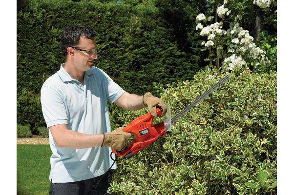 Black & Decker GT4245 Hedge Trimmer 45cm 420W 240V