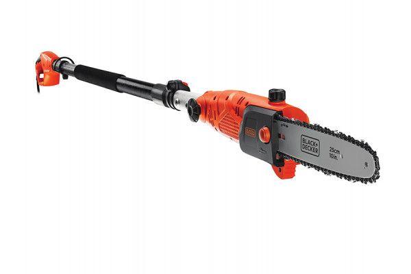 Black & Decker PS7525 Corded Pole Saw 25cm Bar 800W 240V