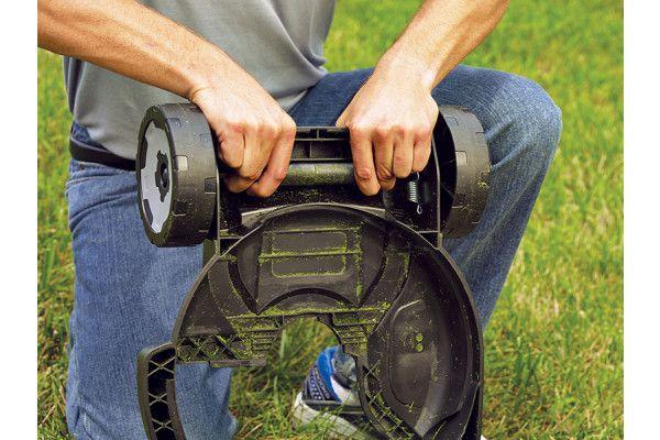 Black & Decker ST5530 Corded Strimmer & City Mower 550W 240V