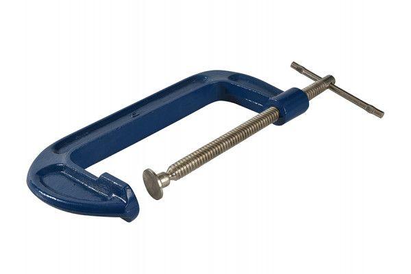BlueSpot Tools Fine Thread G Clamp 102mm (4in)