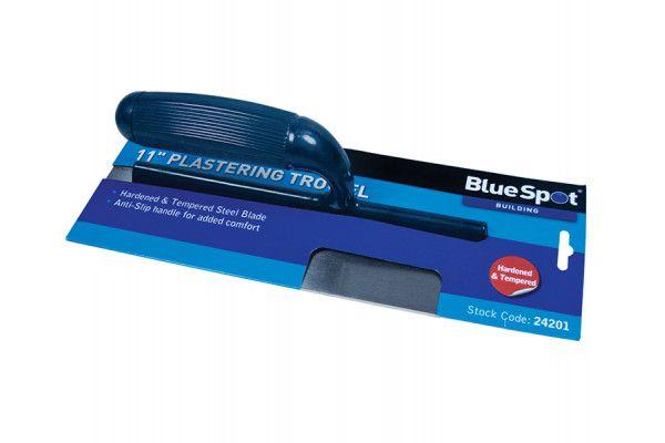 BlueSpot Tools Plastering Trowel Plastic Handle 11 x 4.3/4in