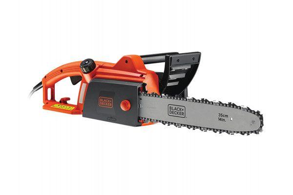 Black & Decker CS1835 Corded Chainsaw 35cm Bar 1800W 240V