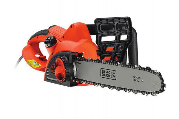 Black & Decker CS2040 Corded Chainsaw 40cm Bar 2000W 240V