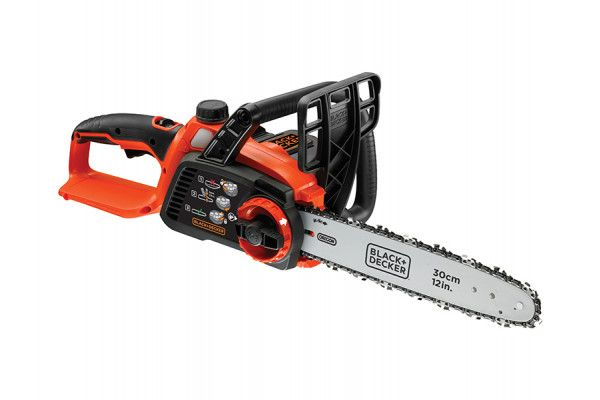 Black & Decker GKC3630L20 Cordless Chainsaw 30cm Bar 36V 1 x 2.0Ah Li-Ion