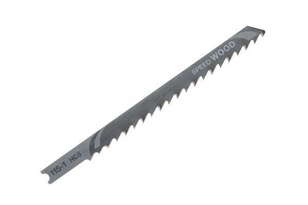 Black & Decker X21033 Wood & Chipboard Jigsaw Blades 100mm Pack of 3