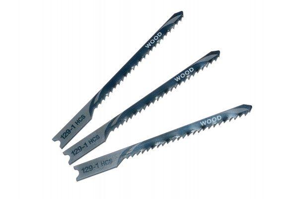 Black & Decker X23003 Scroll Jigsaw Blades 70mm Pack of 3