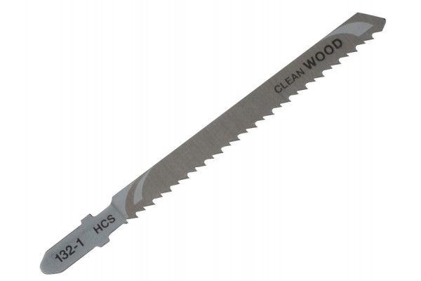 Black & Decker Wood & Plastic Jigsaw Blades Pack of 3