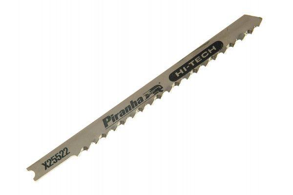 Black & Decker X25522 Coarse Wood Jigsaw Blades Pack of 2