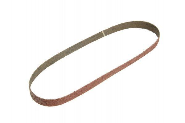 Black & Decker Aluminium Oxide Sanding Belts 451mm x 13mm 120g (Pack of 3)