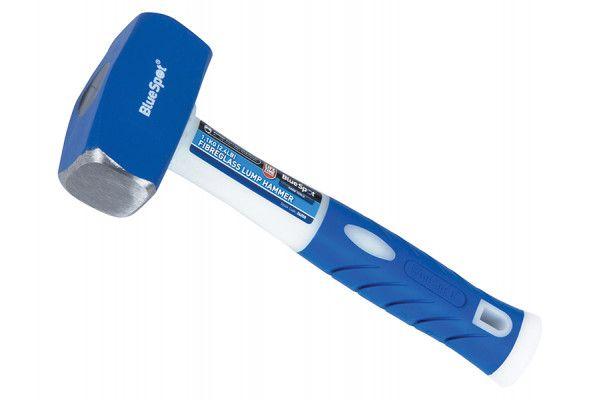 BlueSpot Tools Club Hammer Fibreglass Handle 1.13kg (2.1/2lb)