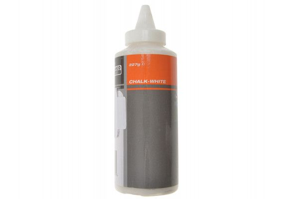 Bahco Chalk Powder Tube 300g White