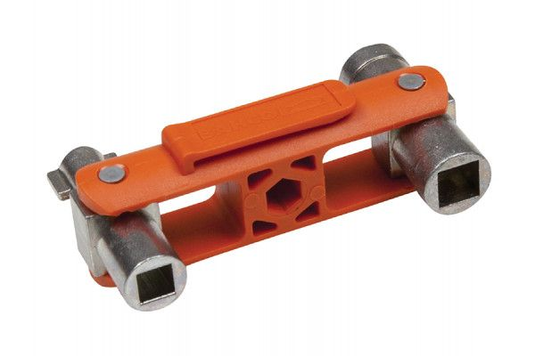 Bahco 5-in-1 Switch Cabinet Master Key