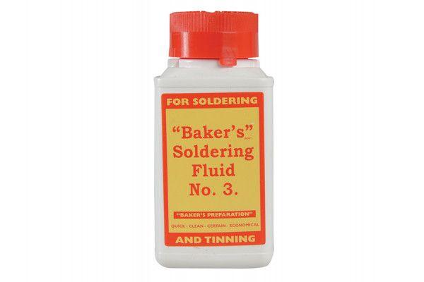 Baker's No.3 Soldering Fluid 125ml