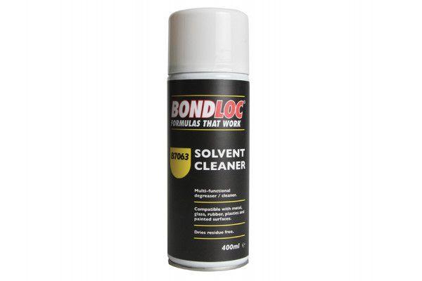 Bondloc B7063 Solvent Cleaner / Degreaser 400ml