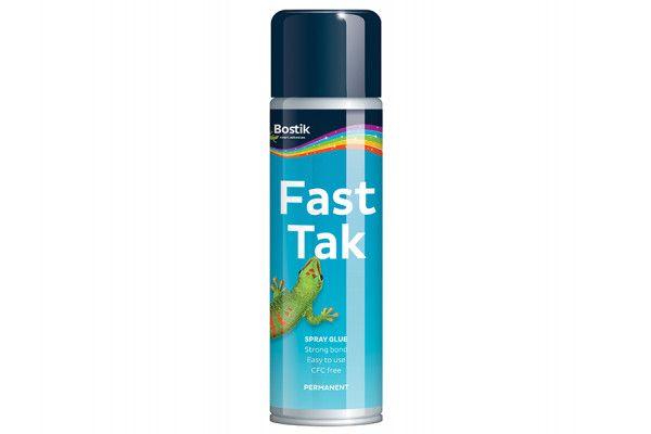 Bostik Fast Tak Contact Adhesive Spray 500ml