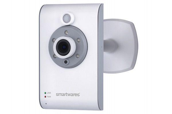 Byron C733IP Indoor Plug & Play HD IP Camera