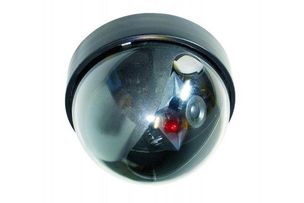 Byron CS44D Dummy Dome Camera with Flashing Light