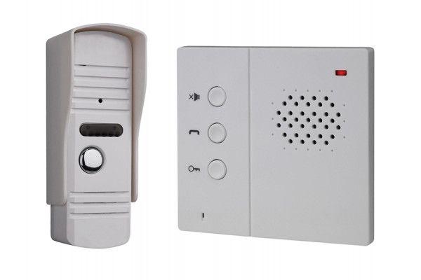 Byron IB71 Hands-Free Wired Audio Door Intercom