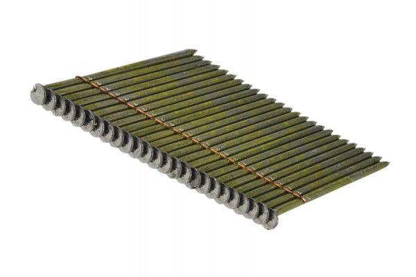 Bostitch 2.8 x 75mm 28° Stick Nail Smooth Shank Bright (2000)