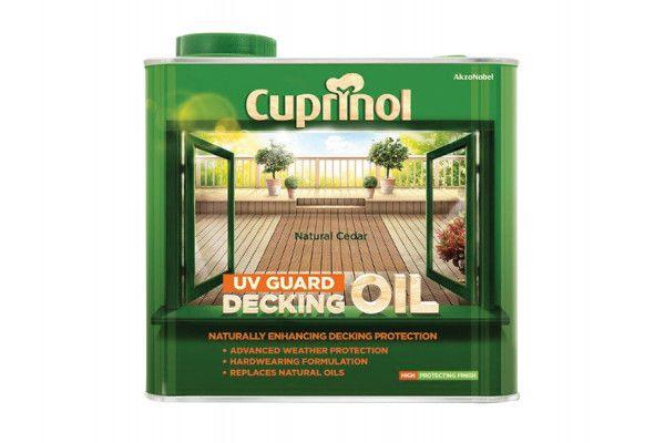 Cuprinol, UV Guard Decking Oil