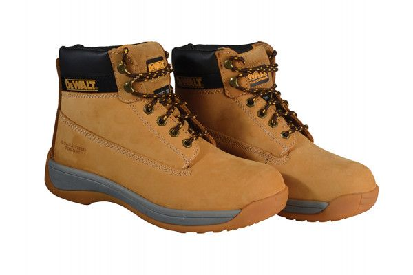 DEWALT Apprentice Hiker Wheat Nubuck Boots UK 10 Euro 44