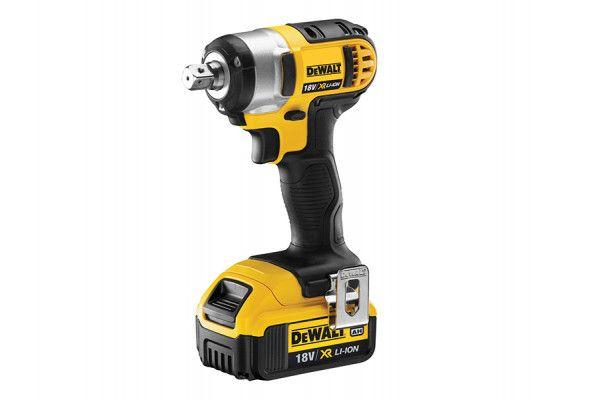 DEWALT, DCF880 XR 1/2in Detent Pin Impact Wrench