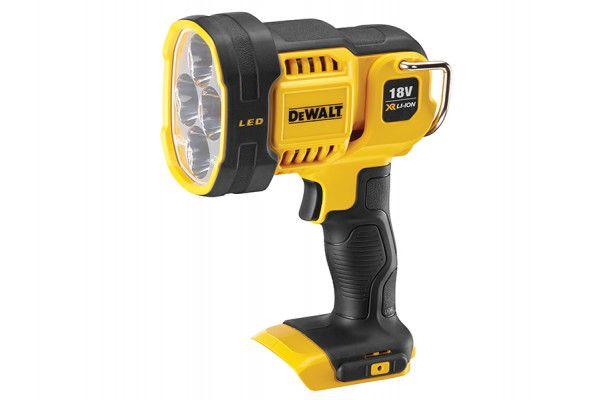 DEWALT DCL043 XR LED Spotlight 18V Bare Unit