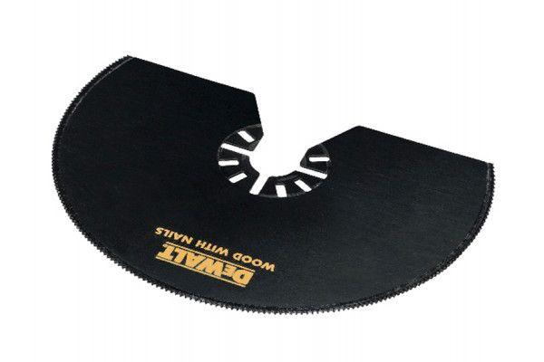 DEWALT Multi-Tool Semi Circle Blade 100mm