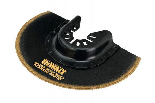 DEWALT Multi-Tool Titanium Flush Cut Blade 100mm