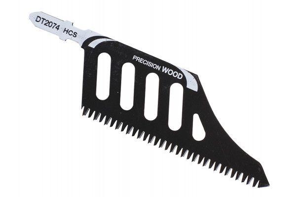 DEWALT HCS Wood Flush Cut Jigsaw Blade Pack of 1 T142HB