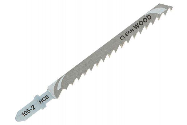DEWALT HCS Wood Jigsaw Blades Pack of 5 T144DP