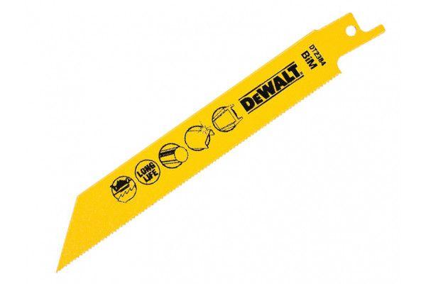 DEWALT, Bi-Metal Metal Cutting Reciprocating Blade