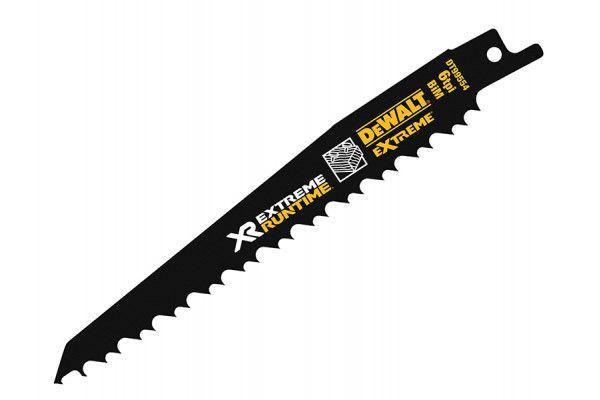 DEWALT, FlexVolt XR Wood With Nails Reciprocating Blades