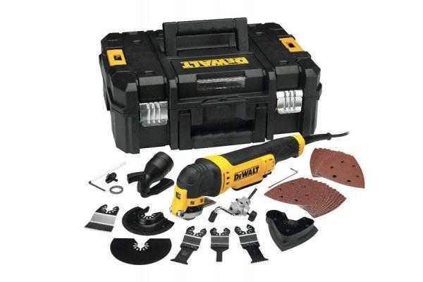 DEWALT, DWE315KT Multi-Tool & TSTAK™