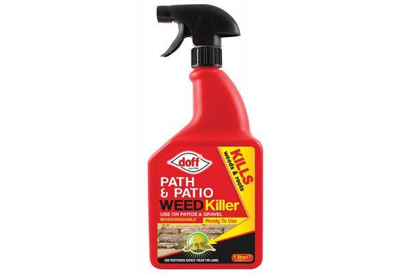 DOFF Path & Patio Weed Killer RTU 1 Litre