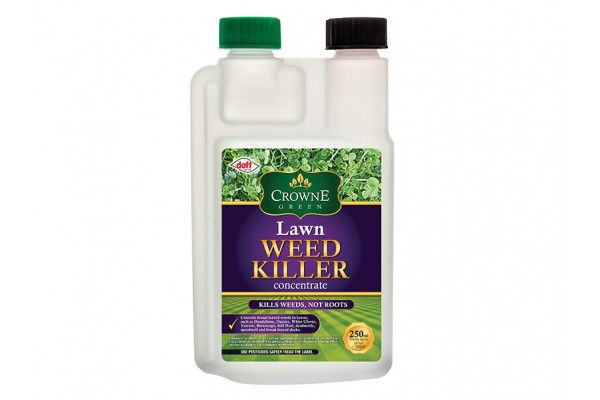 DOFF Premium Lawn Weed Killer Concentrate 250ml