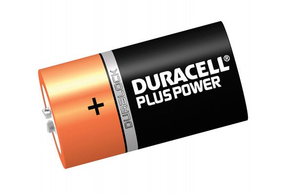Duracell C Cell Plus Power Batteries Pack of 6 R14B/LR14