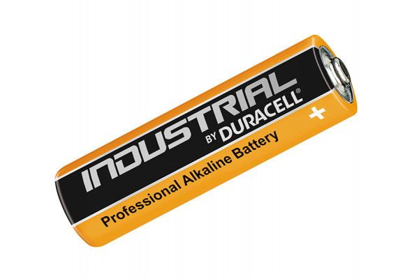 Duracell AA Professional Industrial Batteries Pack of 10