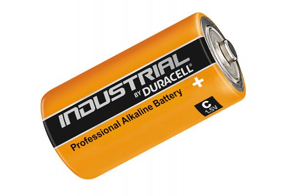 Duracell C Cell Professional Industrial Batteries Pack of 10