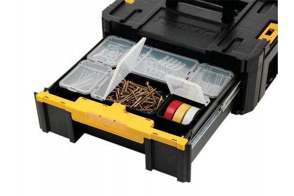DEWALT TSTAK™ III Toolbox (Deep Drawer)