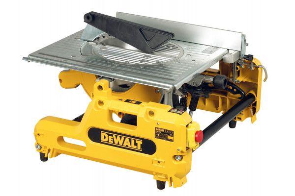 DEWALT DW743N Flip-Over Saw 250mm 2000W 110V