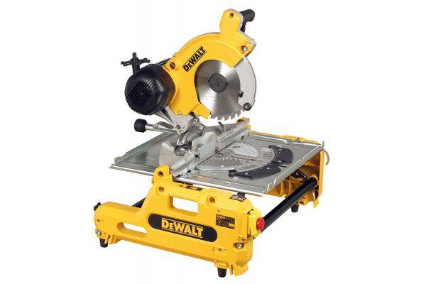 DEWALT DW743N Flip-Over Saw 250mm 2000W 240V